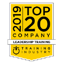 "获奖通告:AMA第九次获得""Top 20 Leadership Training Companies"""
